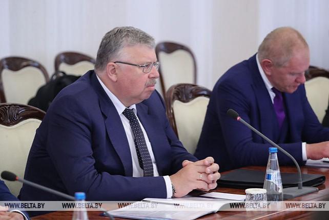 """ЕАБР выделит $100 млн на финансирование оборотного капитала и инвестпрограммы """"Беларуськалия"""""""