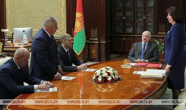 Лукашенко согласовал назначение председателей Жабинковского, Пружанского и Ивановского райисполкомов