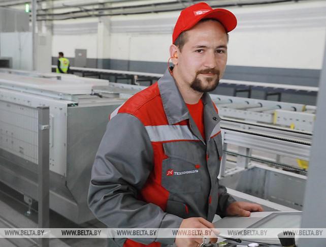 Производство экструзионного пенополистирола открылось в Осиповичах