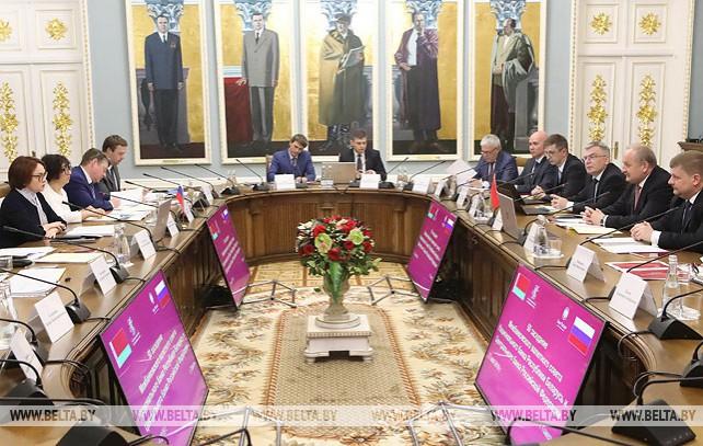Центральные банки Беларуси и России обсуждают реализацию денежно-кредитной политики в двух странах