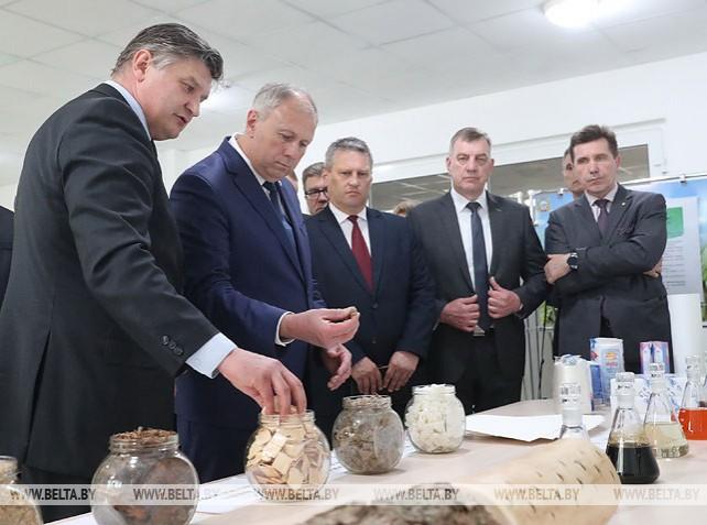 Румас посетил Светлогорский ЦКК