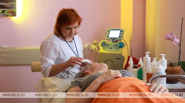 Более 7 тыс. человек отдохнули в прошедшем году в бобруйском санатории им.Ленина