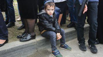 В Бресте перезахоронили останки жертв еврейского гетто