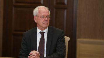 Мясникович встретился с послом Германии