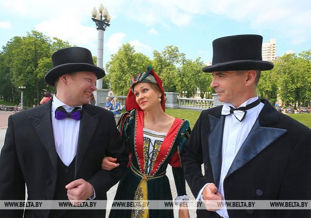 Большой театр Беларуси проводит день открытых дверей
