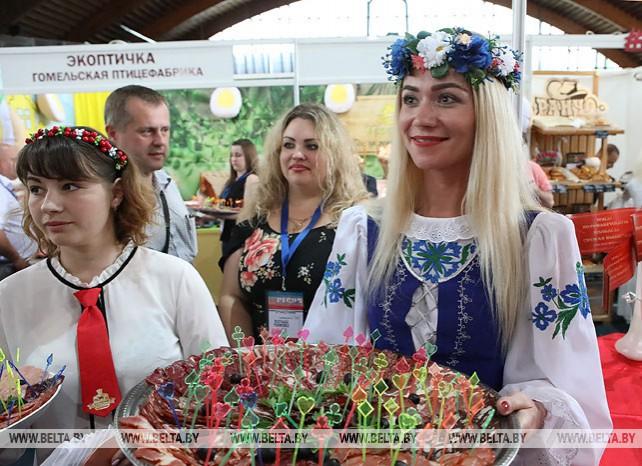"""Выставка """"Весна в Гомеле"""" представляет экономический потенциал региона"""