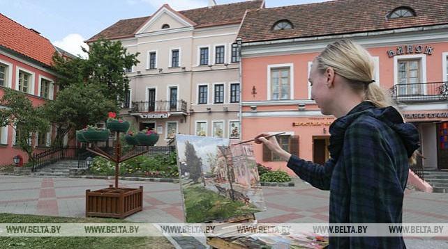 Летний культурно-туристический сезон открылся в Троицком предместье