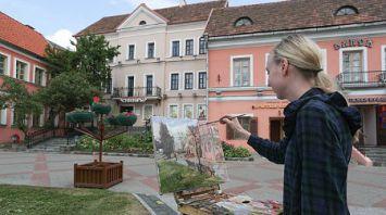 Летний музыкально-туристический сезон открылся в Троицком предместье
