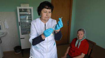 Более 18 лет Мария Гаврилова работает заведующей ФАПом