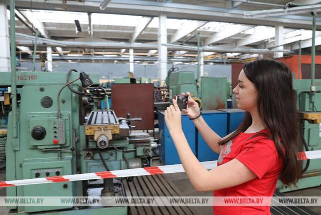 Оршанский инструментальный завод провел день открытых дверей