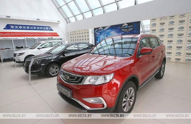 """""""БЕЛДЖИ"""" с момента запуска производства выпустил более 15 тыс. автомобилей"""