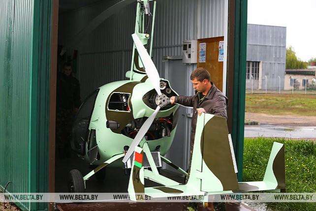 В Беларуси отмечают День пограничника