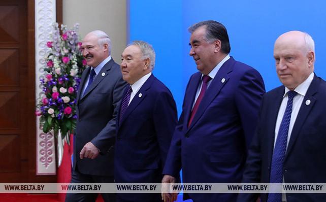 Заседание Высшего Евразийского экономического совета в расширенном составе прошло в Нур-Султане