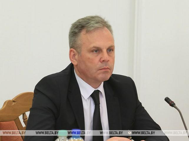 Заседание центральной комиссии по выборам и проведению республиканских референдумов прошло в Минске