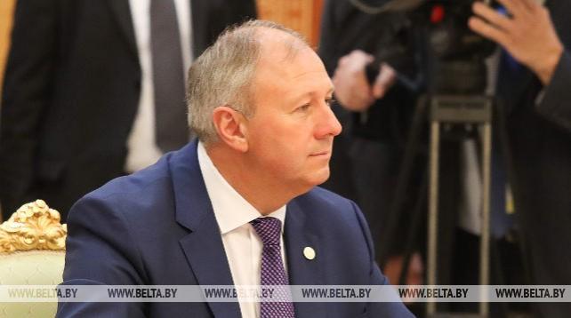 Заседание Совета глав правительств СНГ в узком составе прошло в Ашхабаде