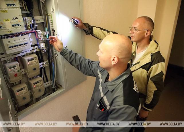 Жилищно-эксплуатационные участки Центрального района Гомеля перешли на техническое обслуживание зданий хаус-мастерами