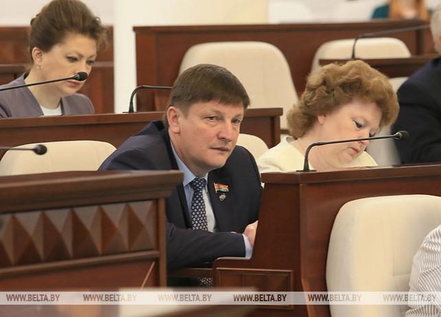 Совместное заседание Палаты представителей и Совета Республики состоялось в Минске