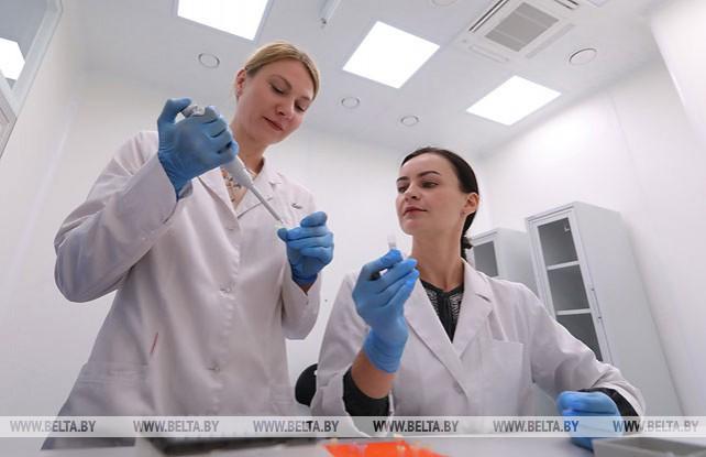 Лаборатория генетических биотехнологий открылась в РНПЦ детской онкологии, гематологии и иммунологии