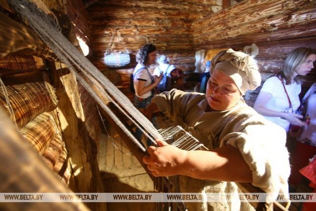 В Беловежской пуще открылся археологический музей
