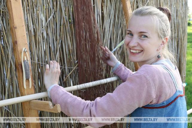 Праздник средневековой культуры прошел в Браславе