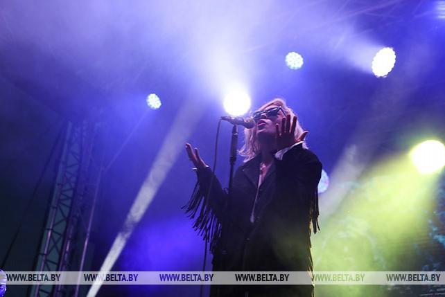Концертом завершился День Швеции в Верхнем городе в Минске