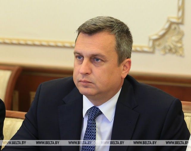 Андрейченко встретился с председателем Национального совета Словакии