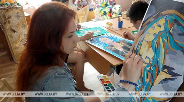 Более 700 человек занимаются в Горецком районном центре творчества детей и молодежи