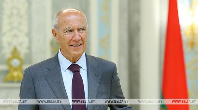 Лукашенко встретился с генеральным директором Всемирной организации интеллектуальной собственности