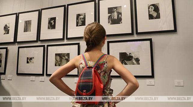 Выставка всемирно известных снимков Александра Родченко открылась в Витебске