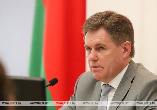 Заседание государственной комиссии по контролю за ходом подготовки и проведения вступительных испытаний