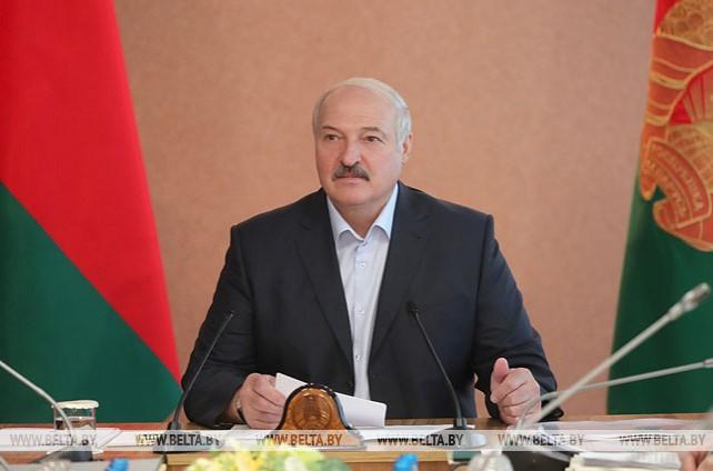 Лукашенко провел совещание по вопросам модернизации белорусских НПЗ и повышения эффективности экспортных продаж нефтепродуктов