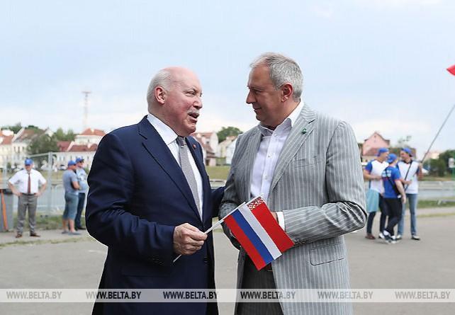 Дни многонациональной России проходят в Минске