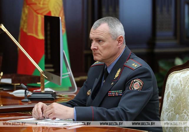 Лукашенко встретился с Шуневичем