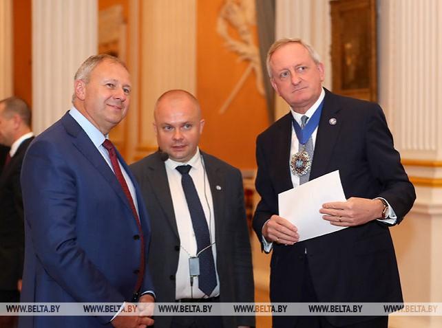 Беларусь рассчитывает расширить взаимодействие с инвесторами лондонского Сити