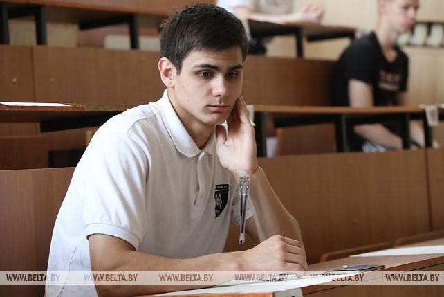 В Беларуси стартовало централизованное тестирование