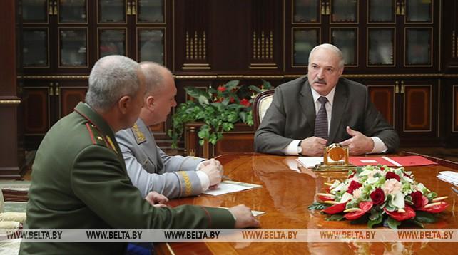 Лукашенко: справедливость должна лежать в основе всего, особенно у тех, кто носит погоны