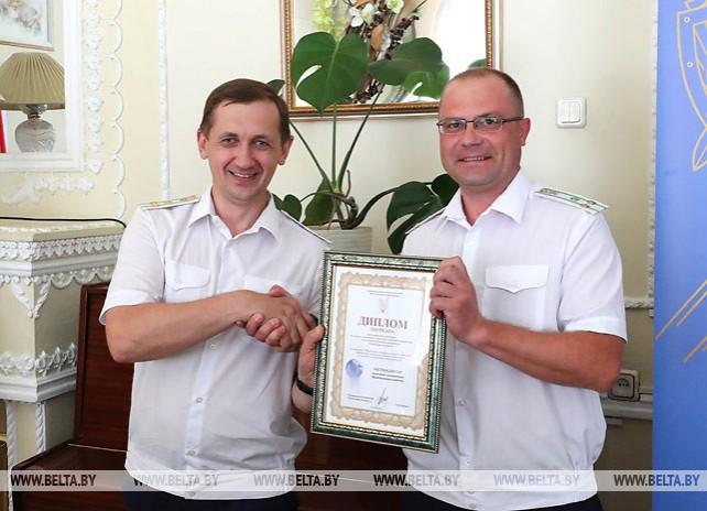 Победителей конкурса на лучшее освещение в СМИ деятельности органов прокуратуры наградили в Минске