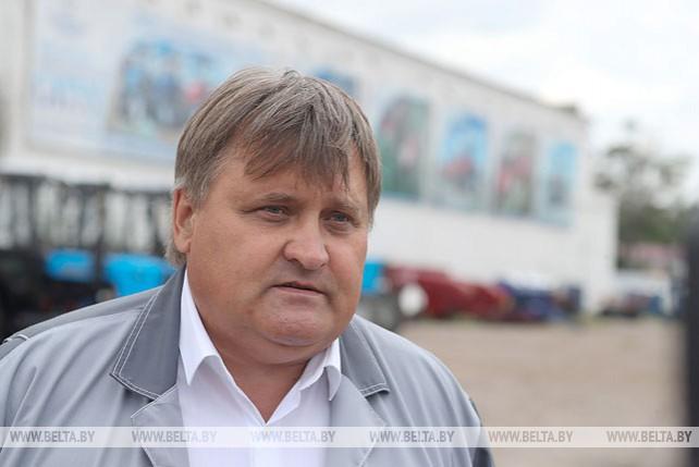 Российско-белорусско-кыргызстанский проект по сборке белорусских тракторов реализуется в Бишкеке