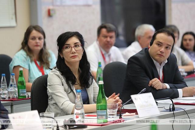 Форум высокого уровня Региональной инициативы стран Восточной Европы и Центральной Азии проходит в учебном центре Нацбанка
