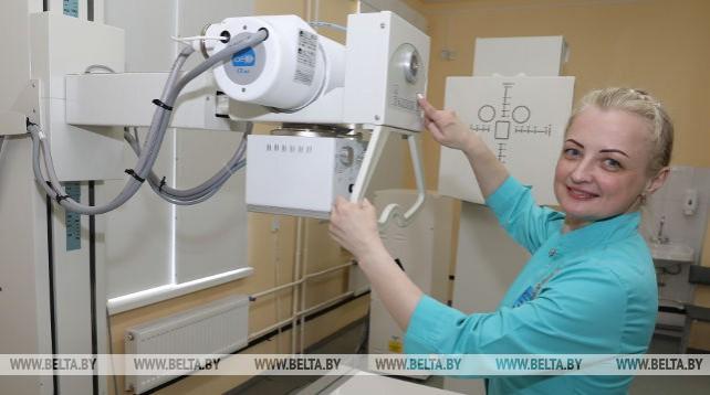 Терапевтический корпус Витебской городской больницы