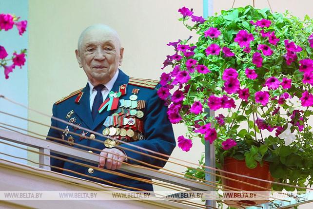 В Гродненской области медалью в честь 75-летия освобождения Беларуси наградят свыше 430 ветеранов