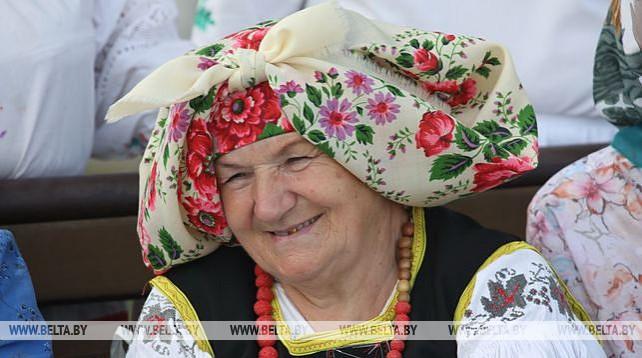 """Районный праздник """"Траецкі карагод на Веткаўшчыне"""" встретил гостей"""