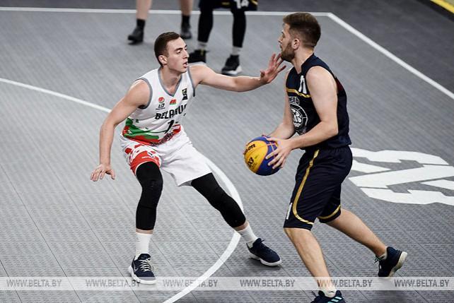 Финал чемпионата Беларуси по баскетболу 3х3 прошел в Минске