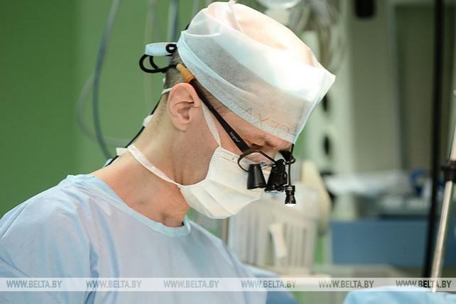 """Более 70 пациентов прооперировано в РНПЦ """"Кардиология"""" с использованием 3D-модели сердца"""