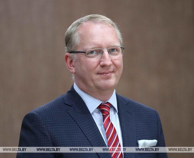 Мясникович встретился с послом Чехии