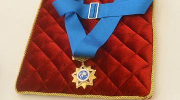 Лукашенко наградил Президента Египта орденом Дружбы народов