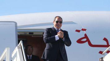 Лукашенко и Абдель Фаттах ас-Сиси подвели итоги официального визита египетского лидера в Беларусь