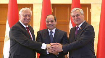 Беларусь предлагает Египту наладить более активный трансфер знаний в медицине и IT