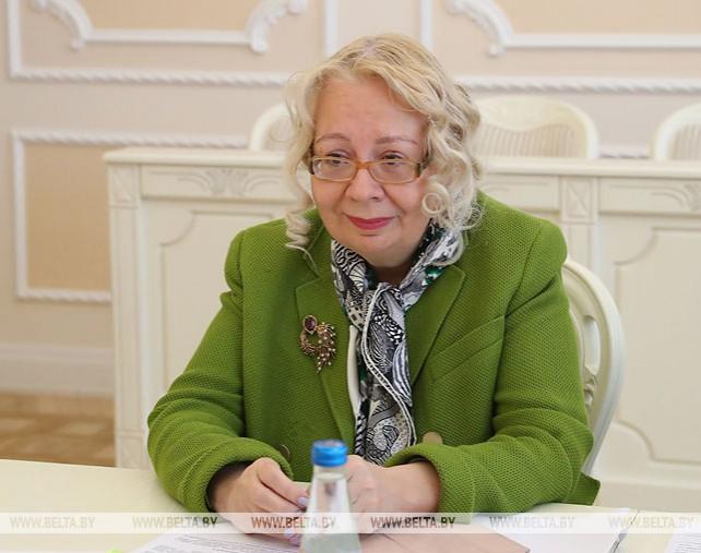 Румас и Валовая обсудили вопросы евразийской интеграции