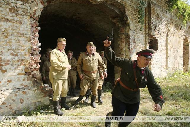 Военно-историческая реконструкция пройдет в Брестской крепости